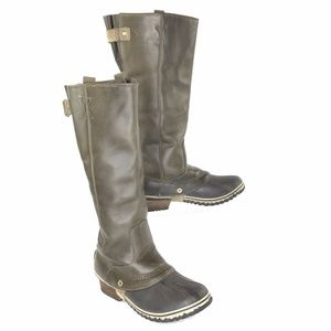 Sorel Women's Slimpack Riding Tall Boots